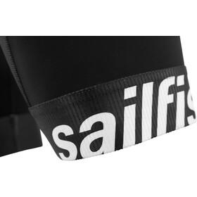 sailfish Aerosuit Comp Donna, black/berry